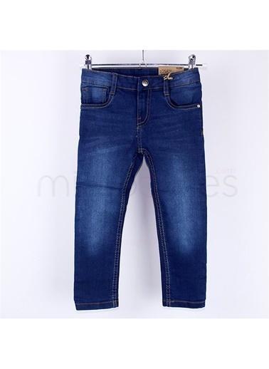 Losan Dar PaÇa 216 Yaş Pamuklu Açık Erkek Çocuk Kot Pantolon Renkli